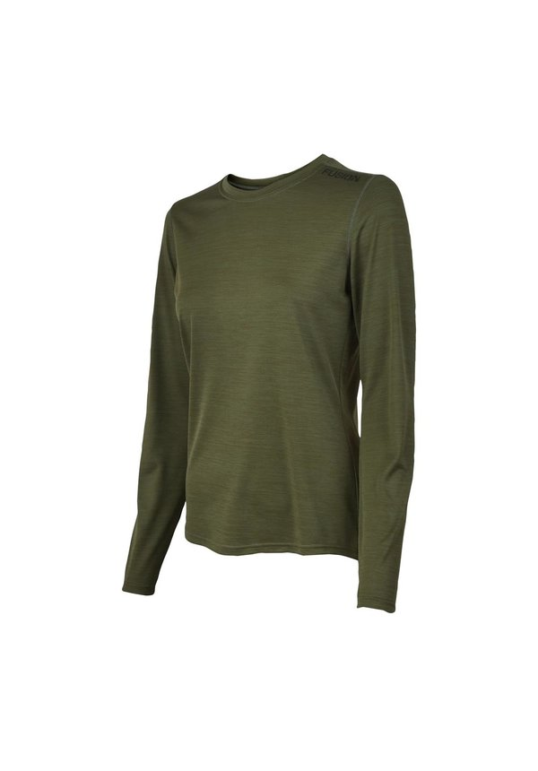 Fusion C3 Long Sleeve - Green - Dames