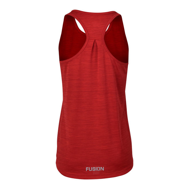Fusion | C3 Training Top | Red | Dames