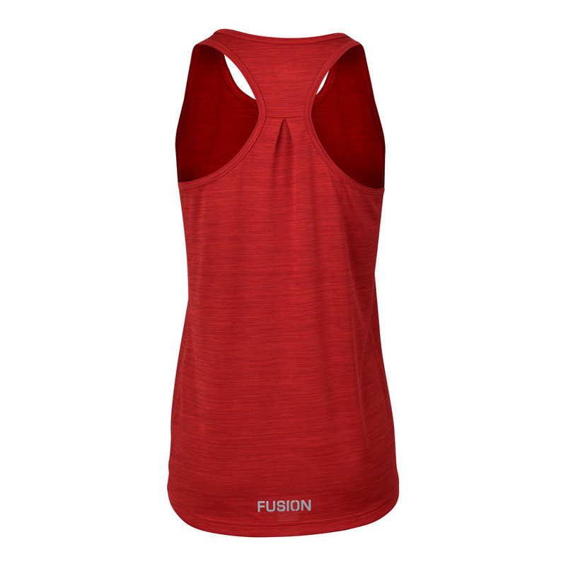 FUSION Fusion   C3 Training Top   Red   Dames