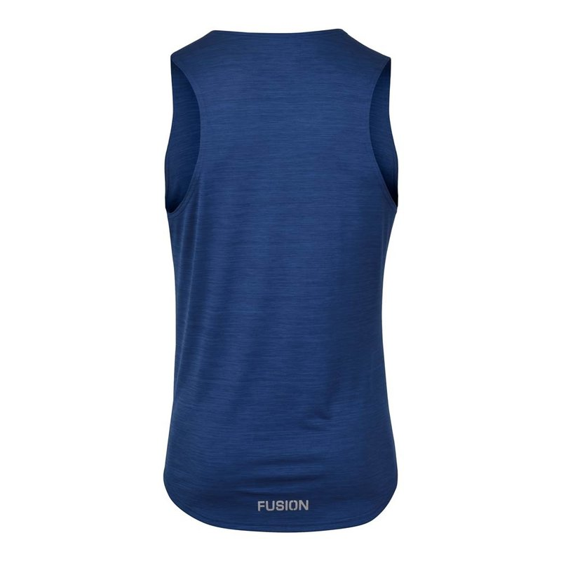 FUSION FUSION | C3 Training Singlet | Night | Heren