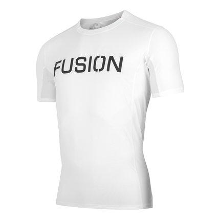 Fusion | SLi Logo T-Shirt | White | Heren