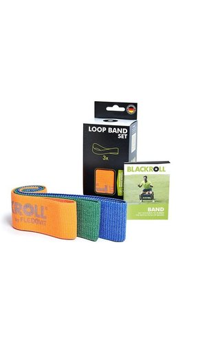 BLACKROLL Blackroll Loop Band Set