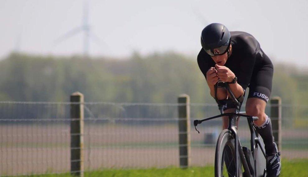 Steff Overmars |  Alle pijlen zijn gericht op het Europees kampioenschap in Almere!