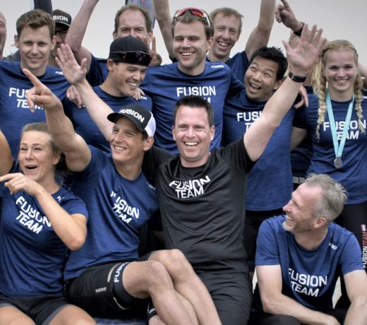FUSIONTEAM - Online Vereniging voor Running, Cycling & Triathlon