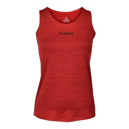 FUSION | C3 Training Singlet | Red | Dames