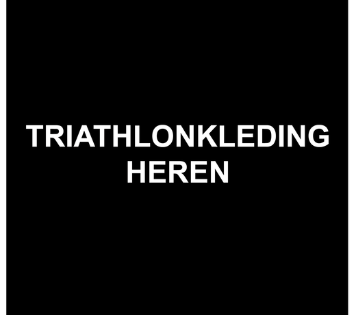 Triathlonkleding Heren