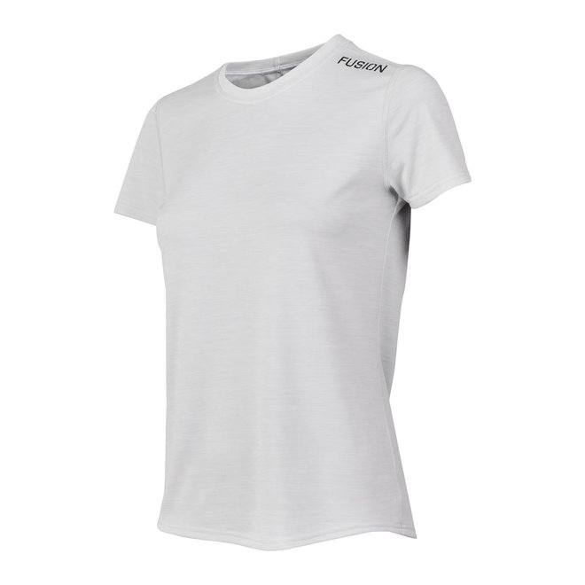 Fusion | C3 T-shirt | White | Dames
