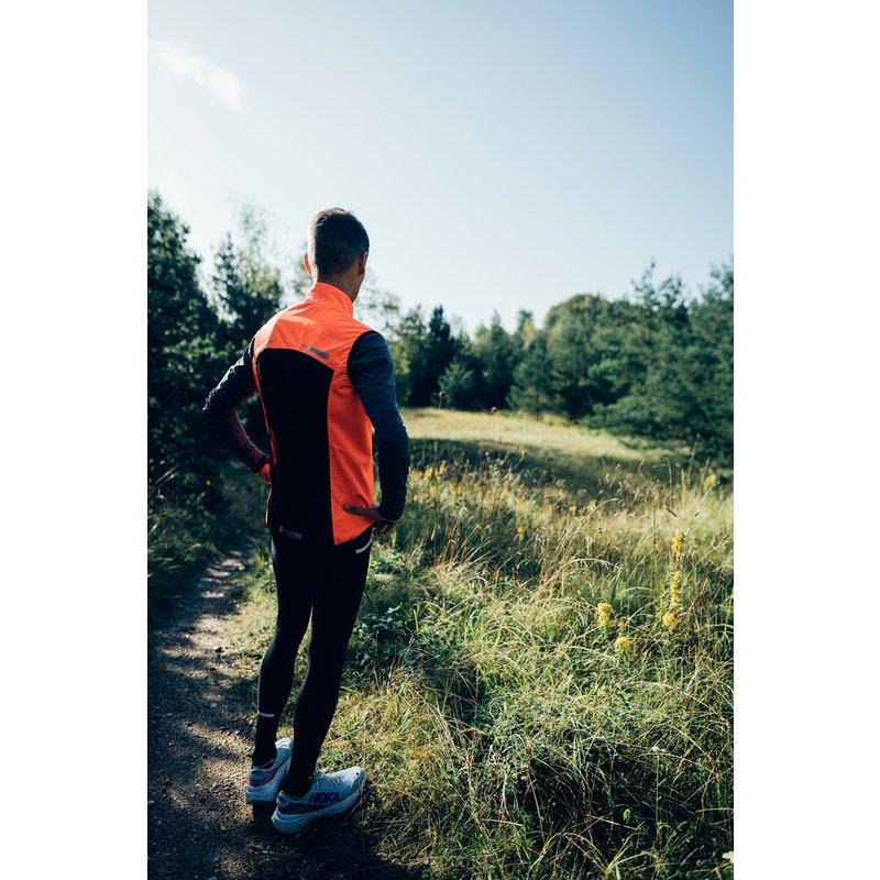 FUSION Fusion | S1 Run Vest | Orange | Heren