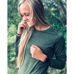 FUSION Fusion | C3 Long Sleeve | Green | Dames