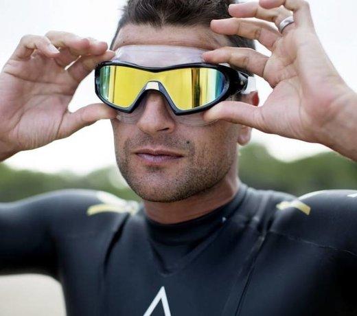 Zwembrillen voor Triathlon en open water zwemmen
