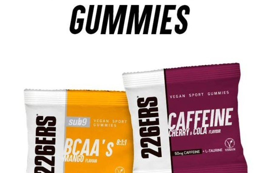 Wat zijn 226ERS Vegan Sport Gummies eigenlijk?