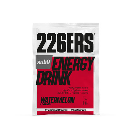 226ERS | SUB9 Energy Drink | Watermelon | Sachet