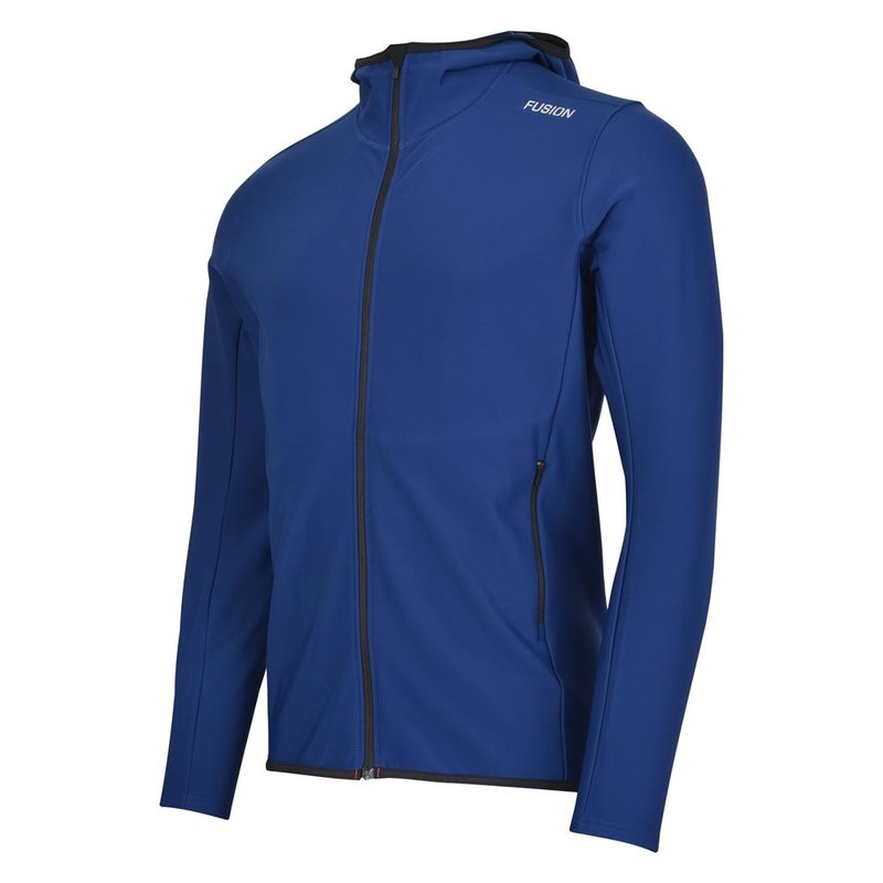 FUSION Fusion | ReCharge Hoodie | Night Blue | Heren