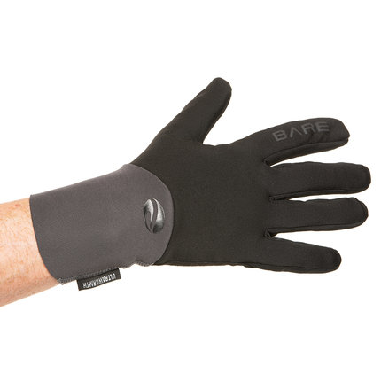 ExoWear | Swimming Gloves | Black