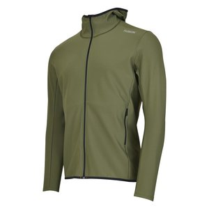 FUSION Fusion   ReCharge Hoodie   Green   Heren