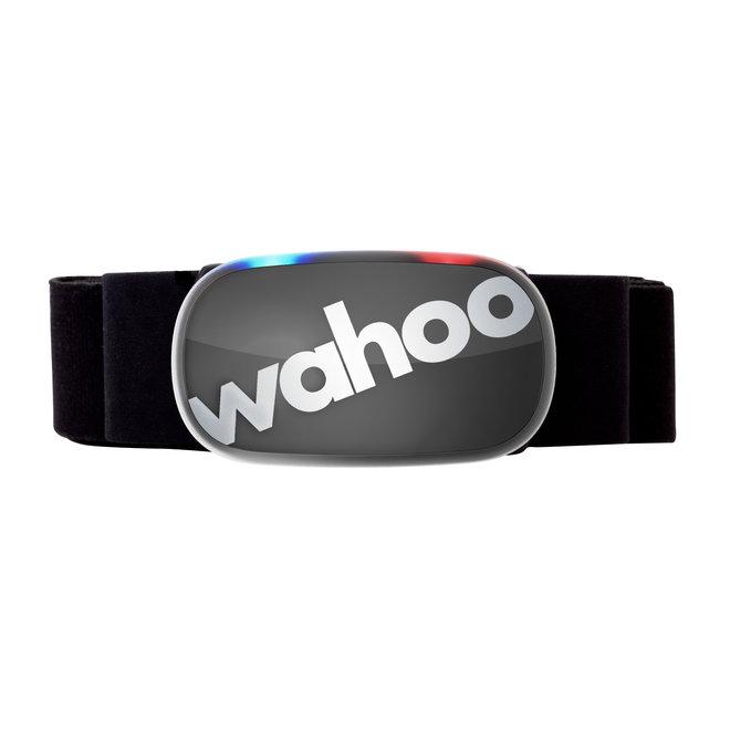 WAHOO | Tickr Hartslagband | Stealth