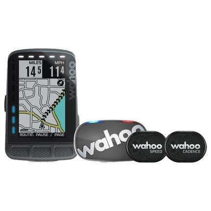 Wahoo | Elemnt Roam Stealth | Bundel | Fietscomputer