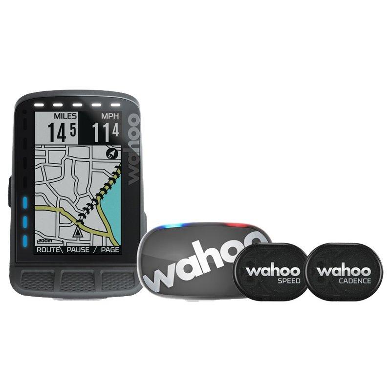 WAHOO Wahoo | Elemnt Roam Stealth | Bundel | Fietscomputer