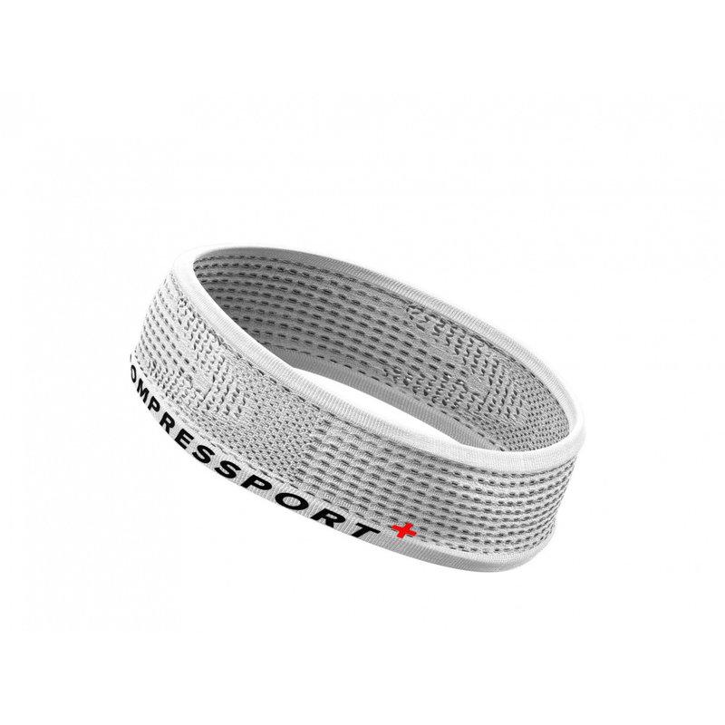 Compressport Compressport | Thin Headband | White