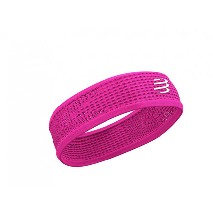 Compressport | Thin Headband | Pink