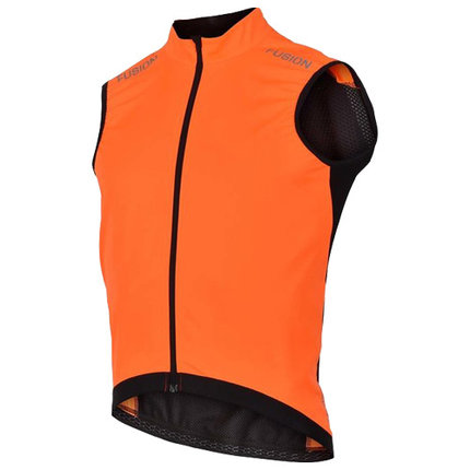 Fusion S1 Cycle Vest Orange
