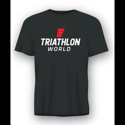 TriathlonWorld  T-Shirt | Feel Good | Heren