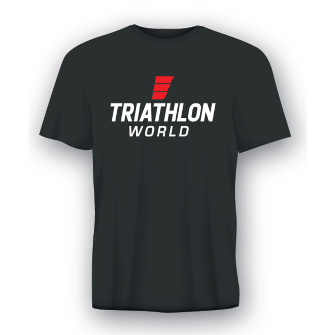 TriathlonWorld  T-Shirt | Feel Good | Heren