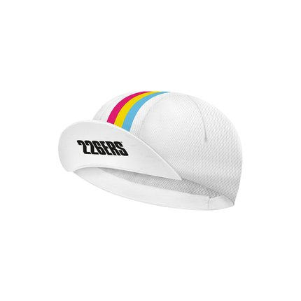 226ERS | Cycling Cap White | Hydrazero