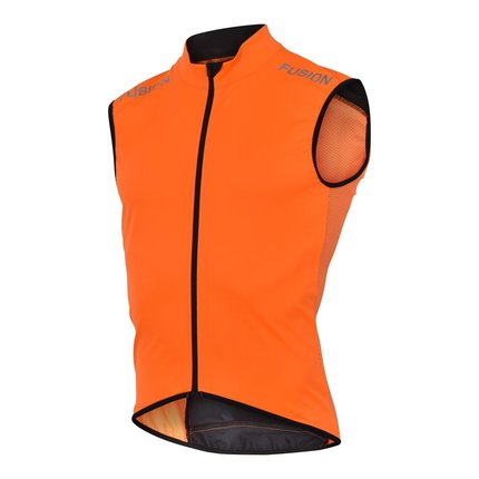 Fusion | SLi Cycle Vest | Orange