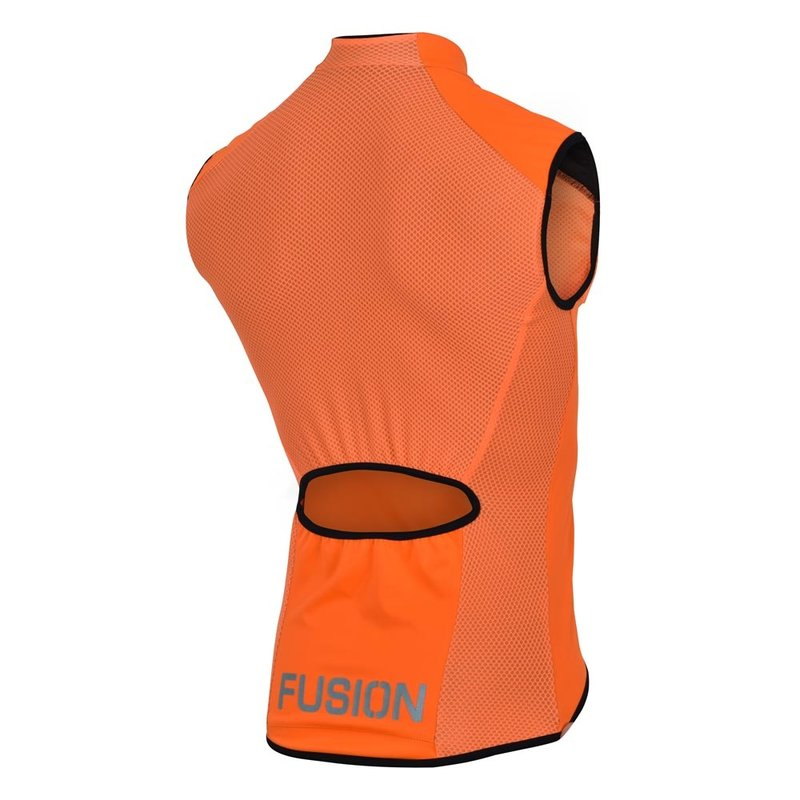 FUSION Fusion | SLi Cycle Vest | Orange