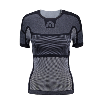 Megmeister | Short Sleeve Base Layer | Dames