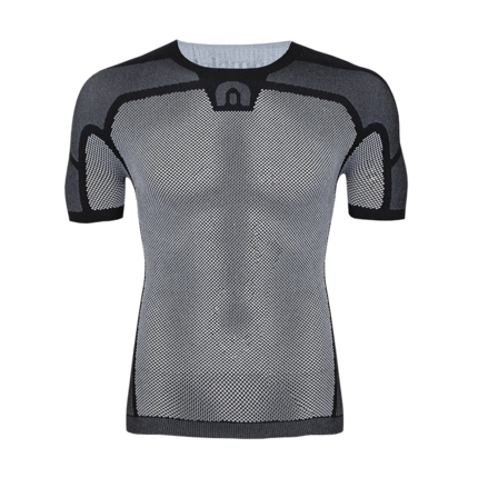 Megmeister | Short Sleeve Base Layer | Heren