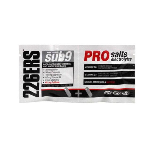 226ERS   SUB9 Pro Salts Electrolytes   2 capsules