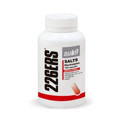 226ERS | SUB9 Salts Electrolytes | 100 capsules