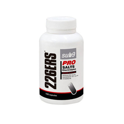 226ERS | SUB9 Pro Salts Electrolytes | 100 capsules