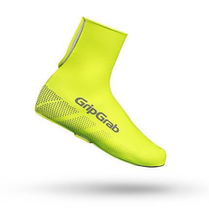 GripGrab | Ride Hi-Vis Winddichte | Winter Overschoenen