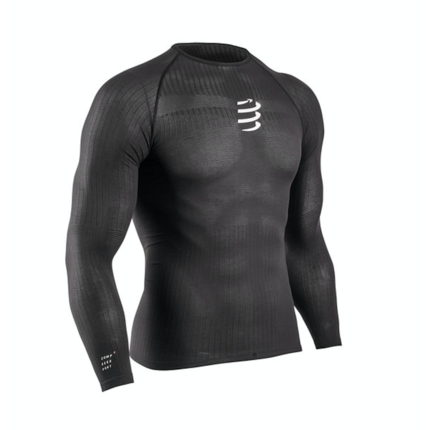 Compressport | 3D Thermo Ultralight | Long Sleeve