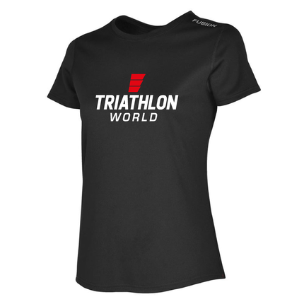 Fusion | TriathlonWorld Team Nova T-Shirt | Dames