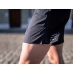 Compressport Compressport | Racing Split Short | Zwart | Heren