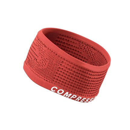 Compressport | Headband  On/Off | Coral