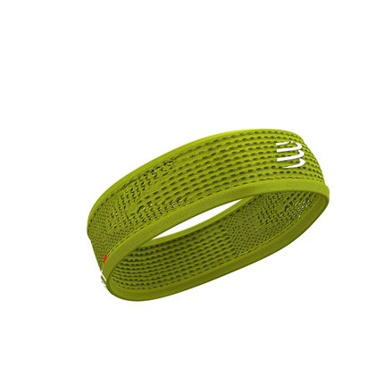 Compressport | Thin Headband | Lime