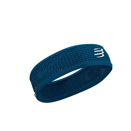 Compressport | Thin Headband | Blue Lolite