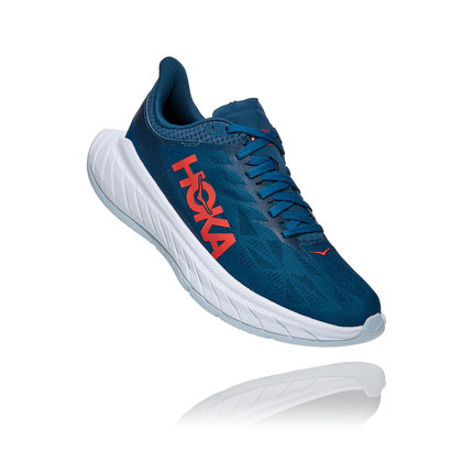 Hoka One One | Carbon X 2 | Dames | Morocan Blue