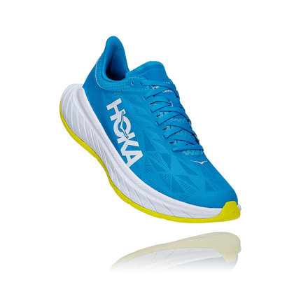 Hoka One One | Carbon X 2 | Heren | Diva Blue