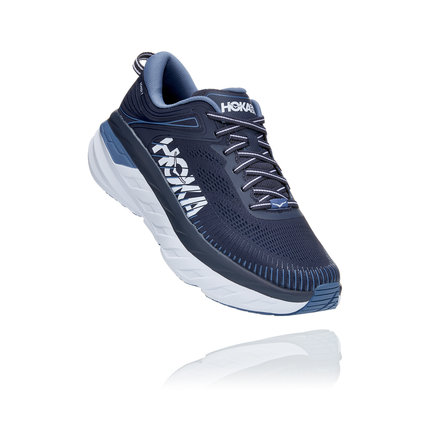 Hoka One One | Bondi 7 | Heren | Ombre Blue