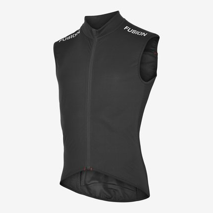 Fusion | SLi Cycle Vest | Black
