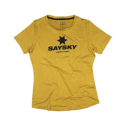 Saysky | Pace T-Shirt | Dames | Classic | Olive