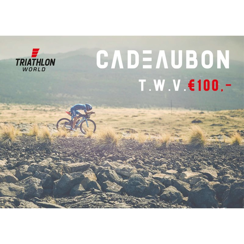 TriathlonWorld CadeauBon TriathlonWorld