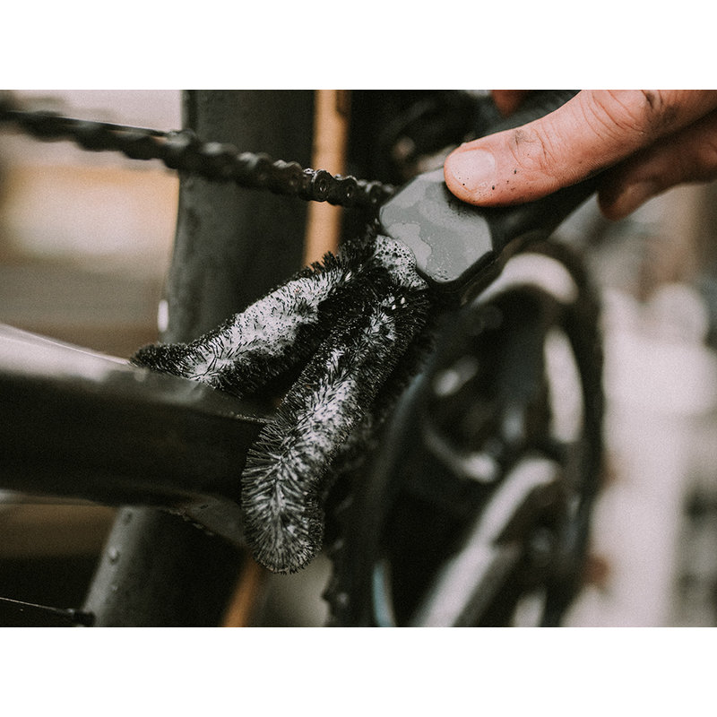 Dynamic Bike Care Dynamic | Two Prong Brush