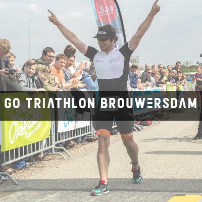 GO Triathlon Brouwersdam